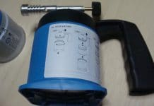 Φλόγιστρο υγραερίου CFH LM 1000