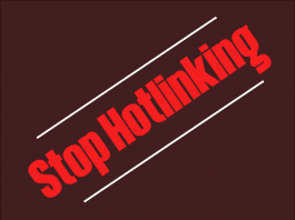 πως να σταματήσετε το hotlinking