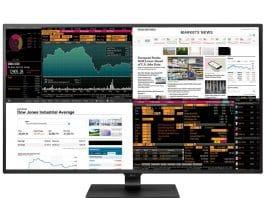 "LG οθόνη 43"" με 4 ταυτόχρονα display"