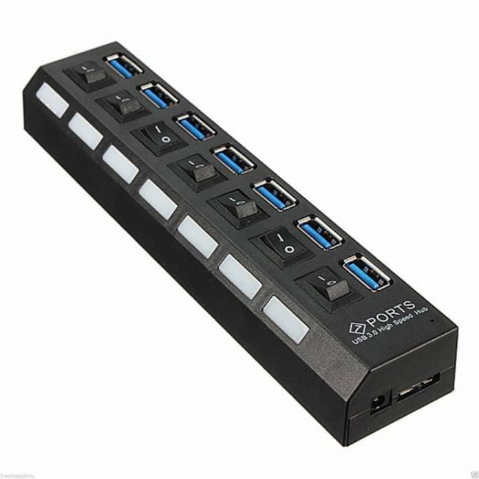 Universal USB 3.0 Hub