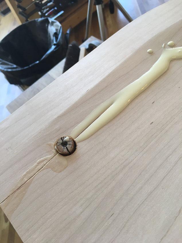 ρωγμή ξύλου