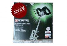 αναδευτήρας κονιαμάτων Parkside PMFR 1400