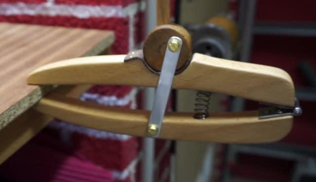 ξύλινος σφιγκτήρας
