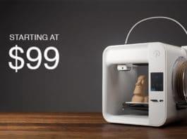 οικονομικός 3D εκτυπωτής
