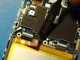 πως αλλάζουμε μπαταρία σε κινητό Meizu M2