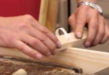 diy ξύλινο παστράγγουλο