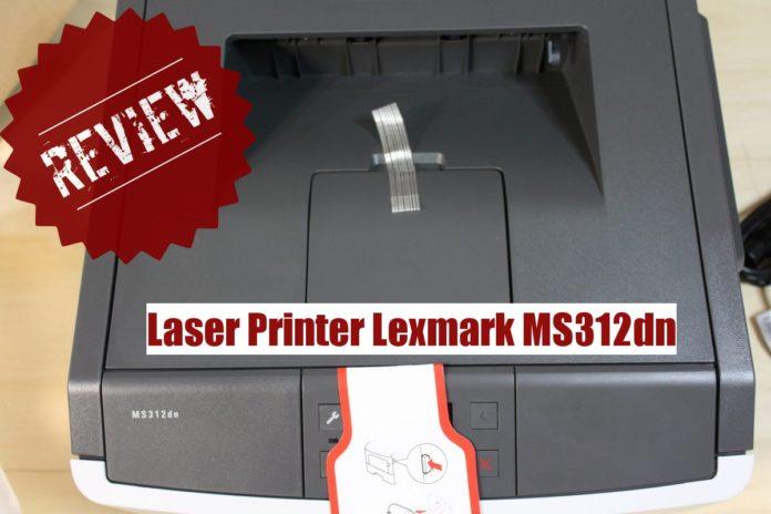 Lexmark MS312