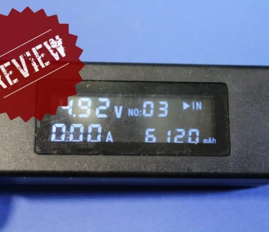 voltage tester for usb