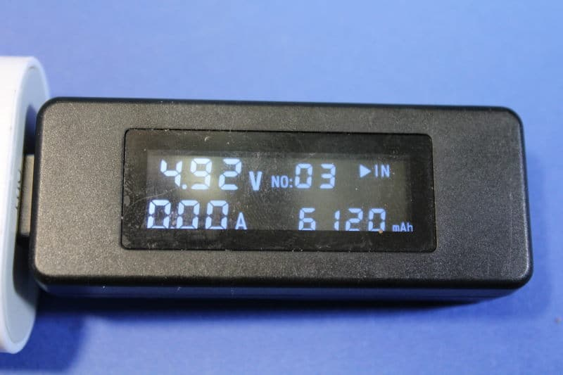 voltage τεστ