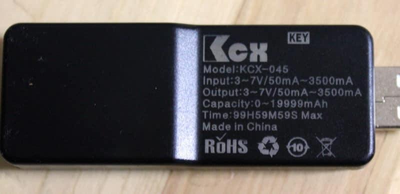 usb voltage