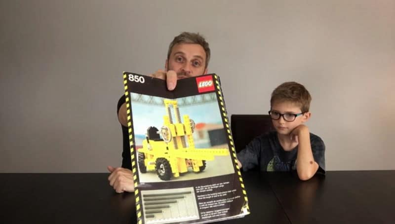 lego με 3D εκτυπωτή