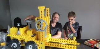 LEGO φτιαγμένα με 3D εκτυπωτή