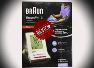 braun πιεσόμετρο