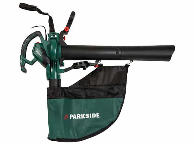 φυσητήρας φύλλων parkside