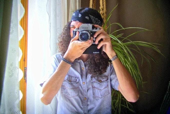 ρετρό φωτογραφικές μηχανές σε ψηφιακές