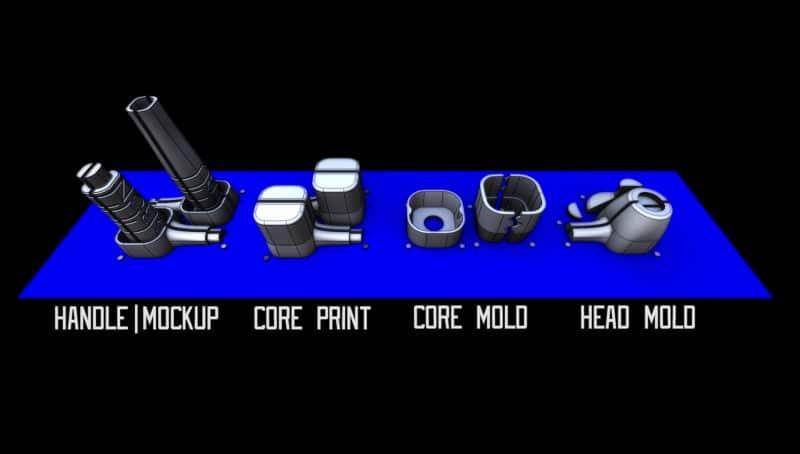 σχέδια για 3D εκτυπωτή