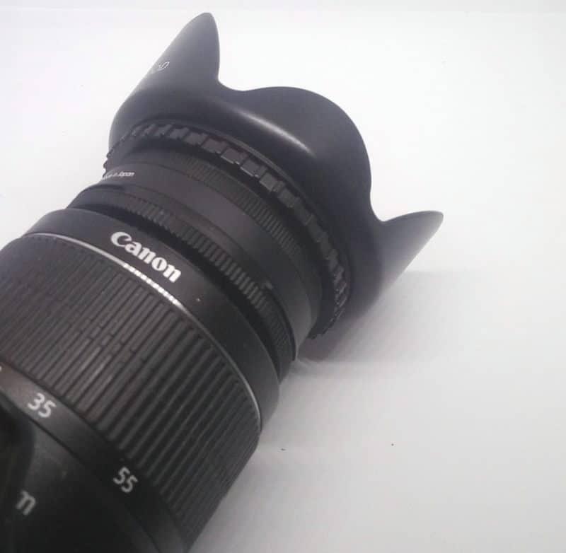 Κινέζικο hood για Canon EOS