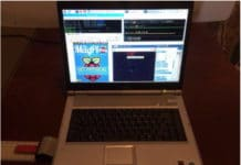 raspberry pi laptop