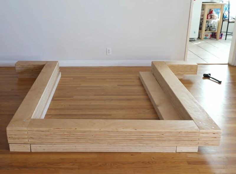 πλαίσιο κρεβατιού