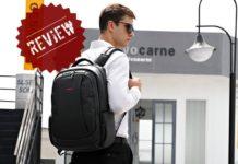 35122f78127 Review: Αδιάβροχο σακίδιο πλάτης Laptop με 21 ευρώ (Tigernu T-B3143)