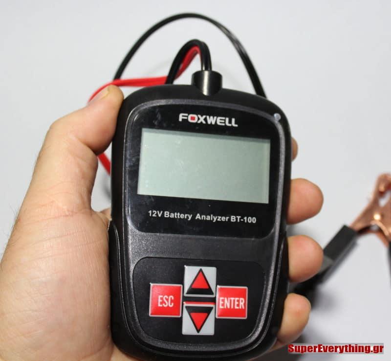 foxwell bt 100