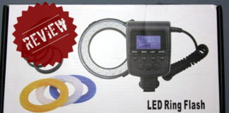 led ring flash