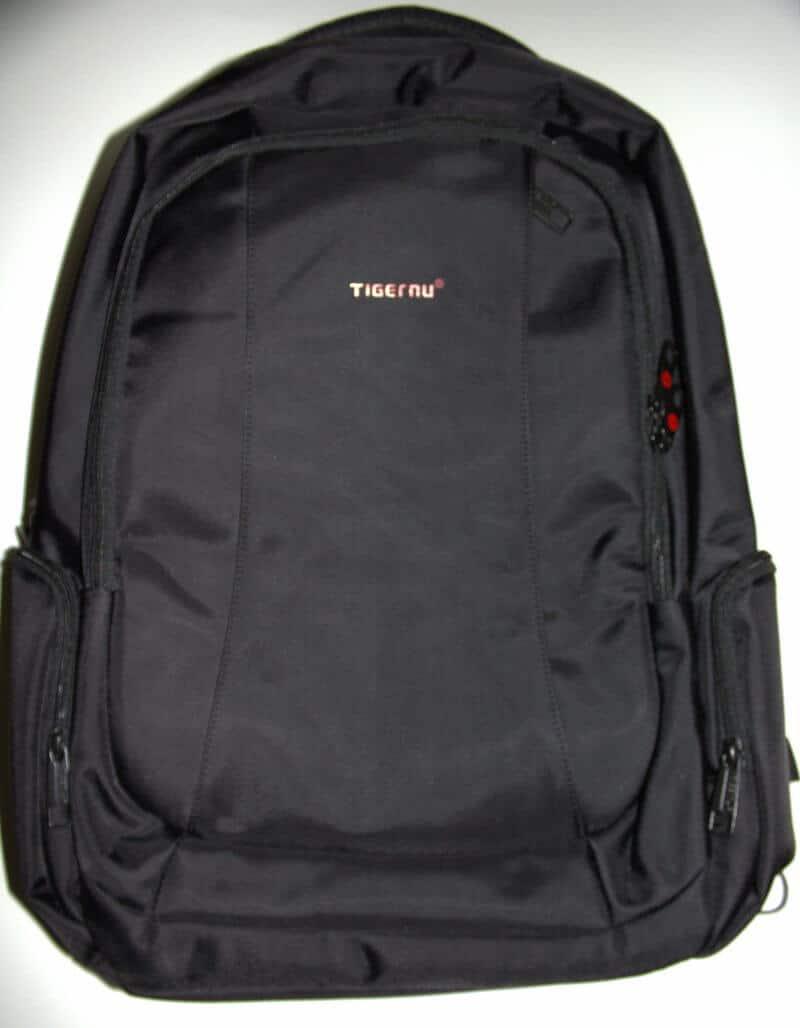 197c652738 Review  Αδιάβροχο σακίδιο πλάτης Laptop με 21 ευρώ (Tigernu T-B3143 ...