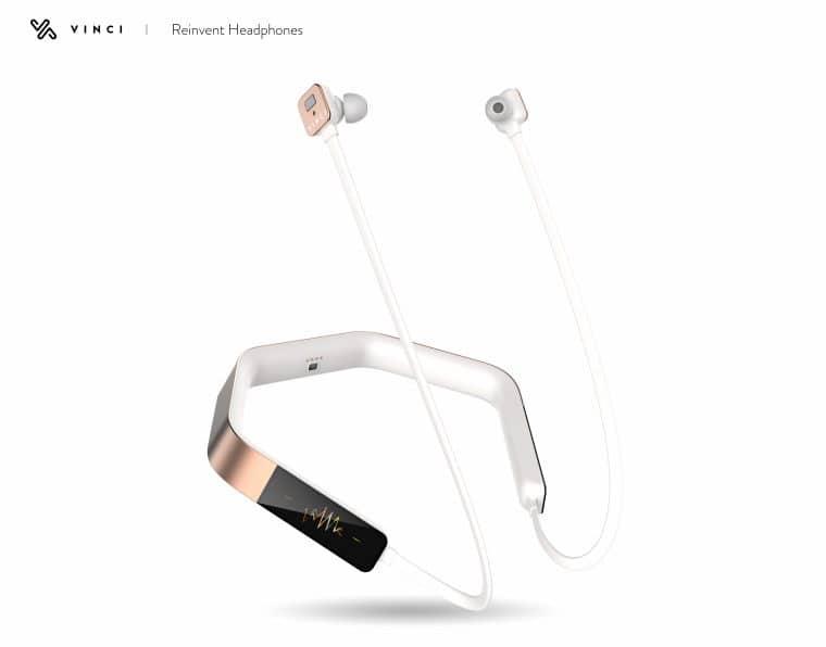 vinci έξυπνα ακουστικά