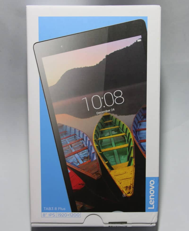 Lenovo Tab3 8 Plus review