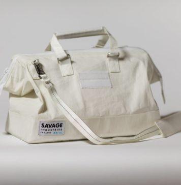 τσάντα adam savage