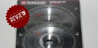 Δίσκοι δισκοπρίονου PARKSIDE