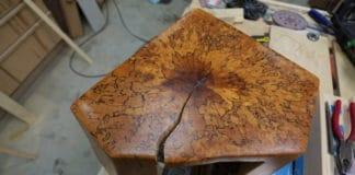 σχίσιμο στο ξύλο επιδιόρθωση