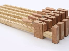 diy ξύλινος σφιγκτήρας