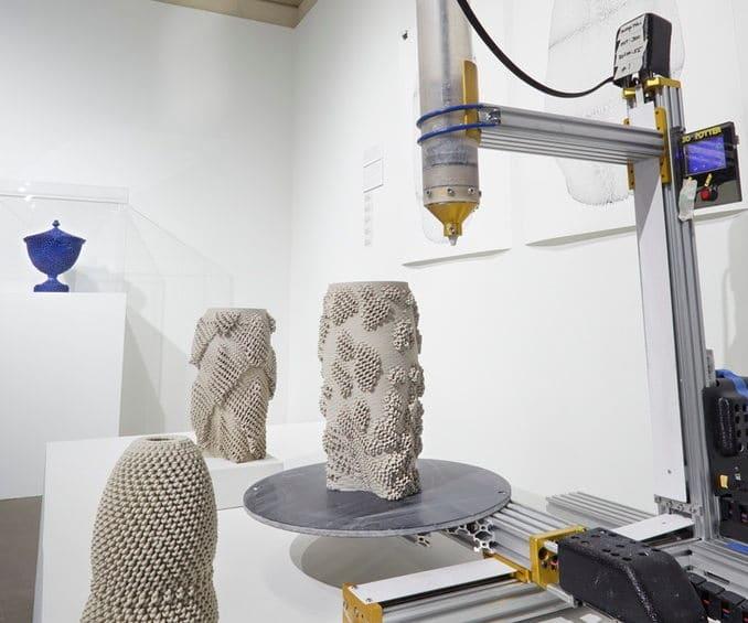 3d printer ceramic