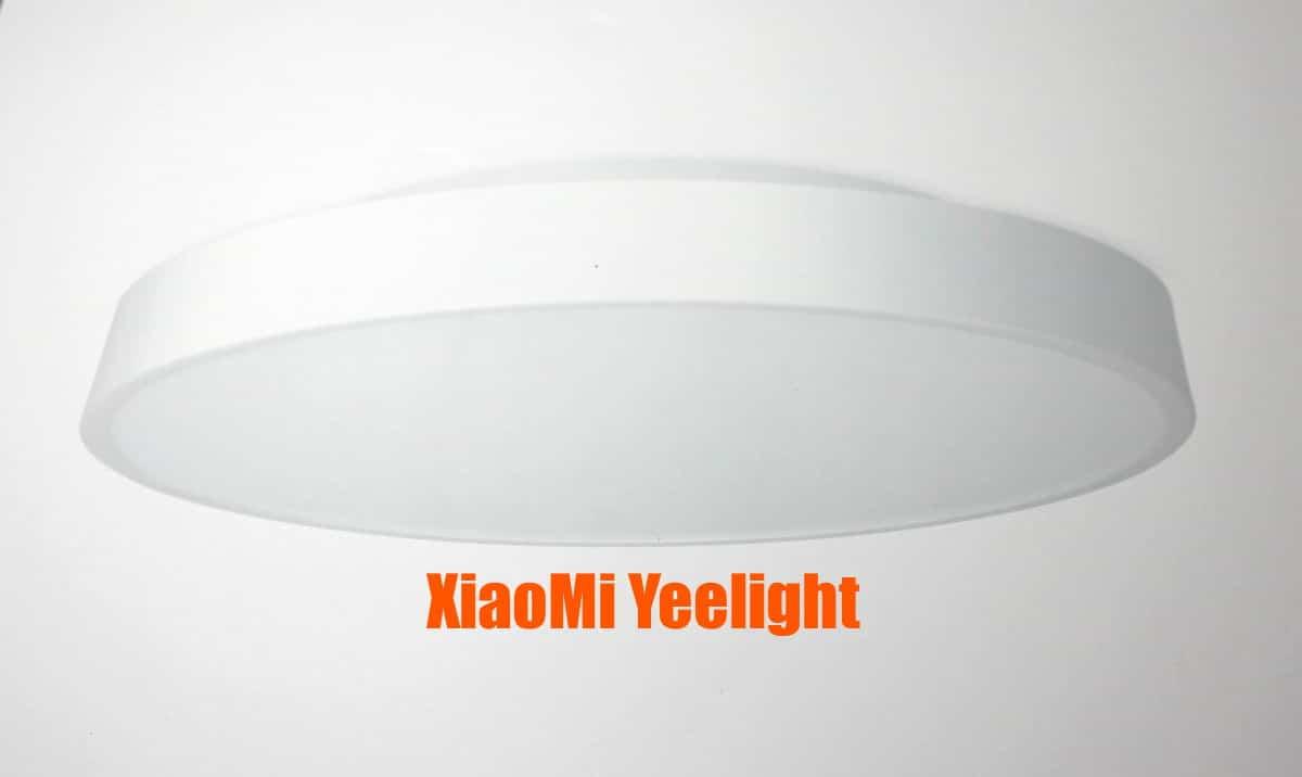 φωτιστικό οροφής xiaomi
