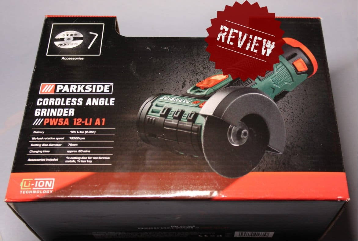 parkside pwsa 12 review