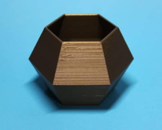 6γωνο γλαστράκι για παχύφυτα
