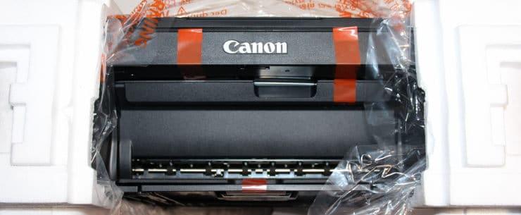 canon pixma ts3150 unboxing