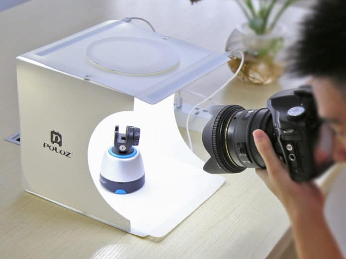 puluz photobox
