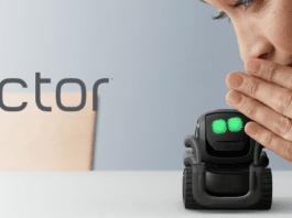 αυτόνομο robot με χαρακτήρα