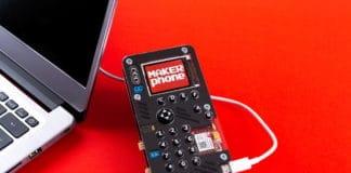makerphone κινητό τηλέφωνο