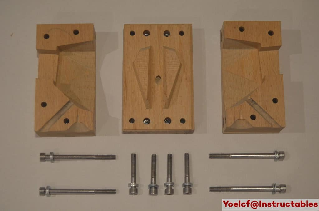ξύλινο καλούπι