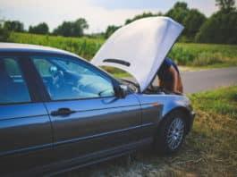 πεσμένη μπαταρία αυτοκινήτου