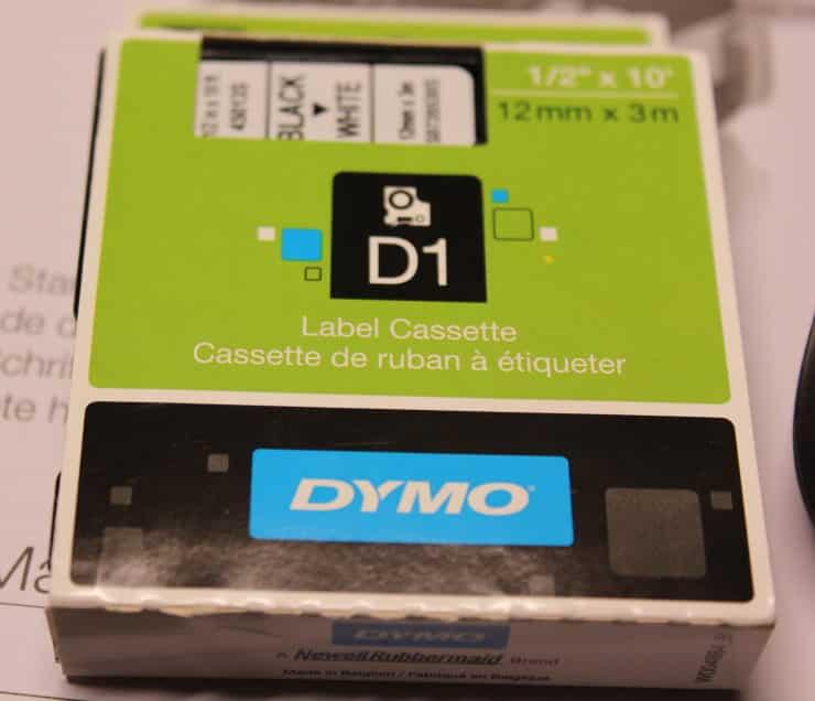 ταινία DYMO D1