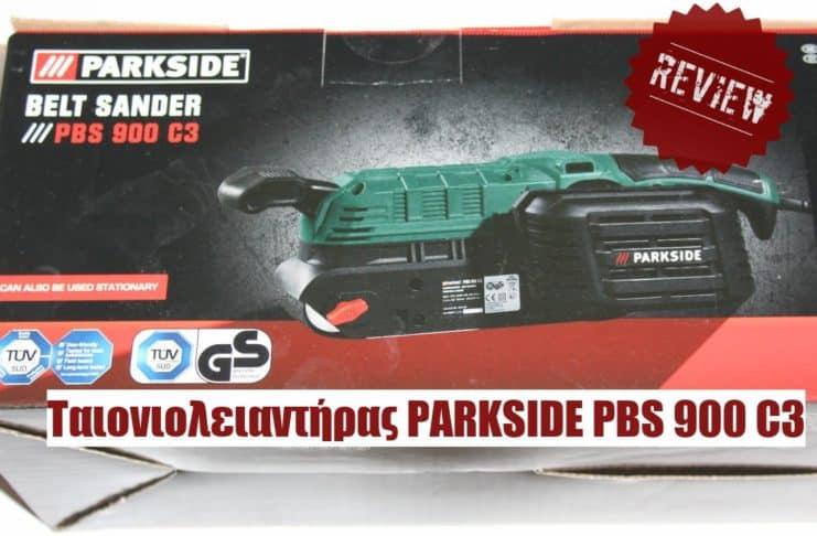 parkside pbs 900 c3 review