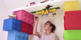 ταινία με τουβλάκια lego