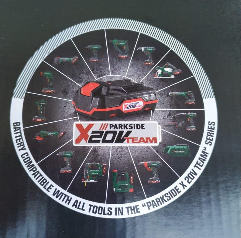 x20v team μπαταρίες