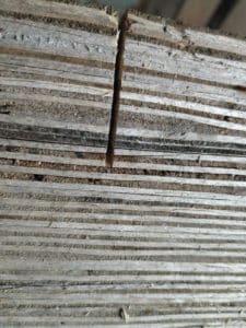 46 χιλιοστά κοπή σε κόντρα πλακέ