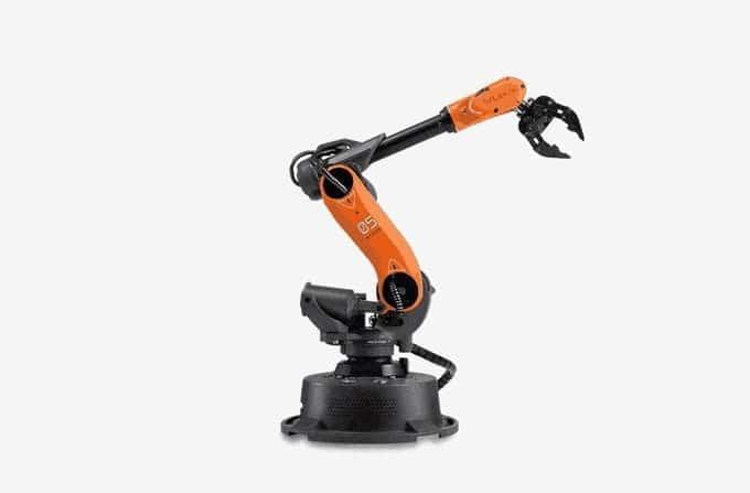 μίνι ρομποτικό χέρι