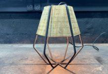industrial φωτιστικό οροφής από μπετόβεργες
